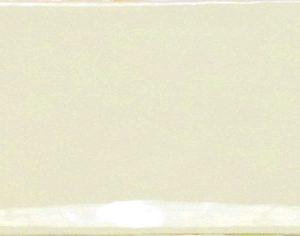 Masia Series Cream EQ-3 Brick Ripple Gloss Ceramic Wall Tile