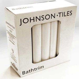 Johnson PRG1 White Bath Trim