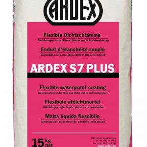 S7 Flex Waterproof Coating Ardex S7 Plus