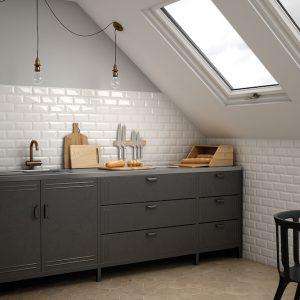 Minimetro white kitchen 7,5x15 room shot