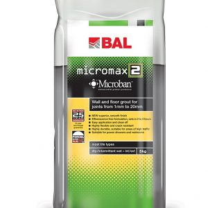 BAL Micromax2 Tiling Grout