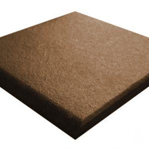 Gres De Aragon Flame Brown RE Round Edge Quarry Tiles 149x149x12mm