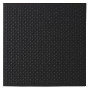 Dorset Woolliscroft Pinhead Black DW-PHBLK1515 Porcelain Quarry Tiles 148x148x9mm