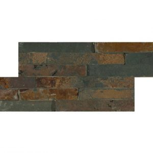 HB Slate Series Oxid Stone Mosaic Brick Piece