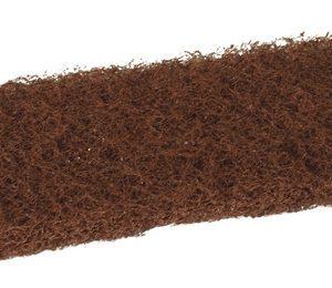 Genesis 120x240mm Cleaning Pad Brown (Coarse)