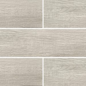 Grove Series Wood Effect Grey Porcelain Floor Tiles