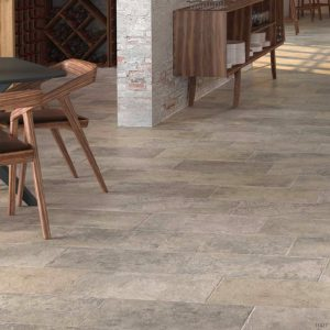 Petrastone Series Natural Effect Luna Porcelain Floor Tiles