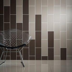 Johnson Tones Latte Matt Brick Ceramic Wall Tile
