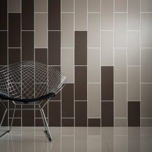 Johnson Tones Mocha Matt Brick Ceramic Wall Tile