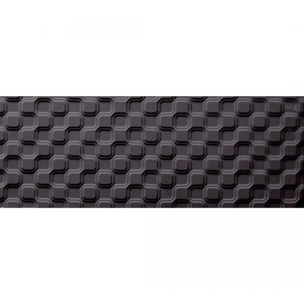 Johnson Nano Charcoal Matt Brick Ceramic Wall Tile