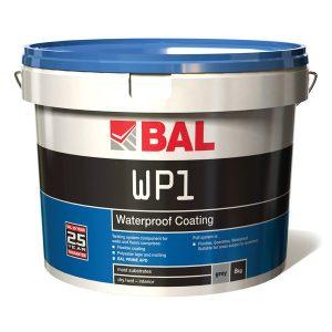 Bal WP1 Waterproof Coating for Walls & Floors