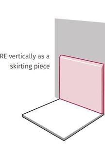 round edge quarry tiles